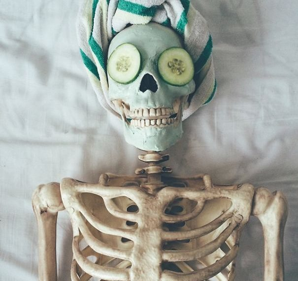 Este Esqueleto Es Básicamente Como Cualquier Chica En Instagram