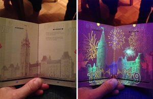Estas Imágenes Ocultas En El Pasaporte De Canadá Te Sorprenderán