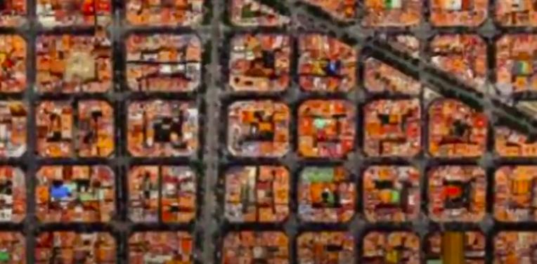 barcelona satellite