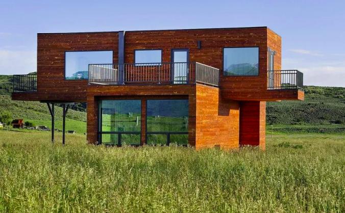 Convierte Un Contenedor De Dos Mil Dólares En Una Fascinante Casa De Campo