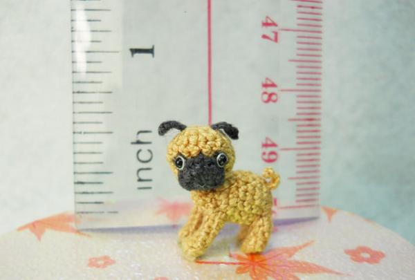 11 Cachorros Pequeños Tejidos A Crochet Harán Que Aceptes Tener Uno En Casa