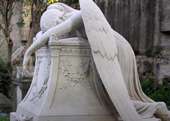 tumba angel