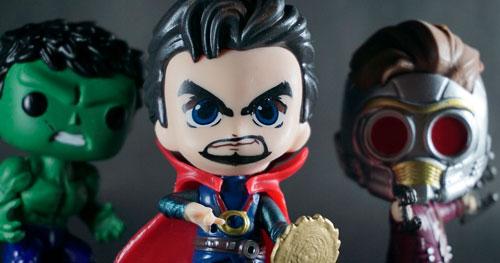 Superheroes en las peliculas de Los Vengadores